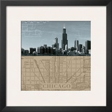 Chicago Map I