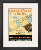 Pennsylvania Railroad: Coast to Coast in 48 Hours