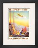 Pan American: Transpacific Flight  c1940s