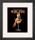 Razzle Dazzle Martini