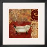 Scarlet Bath II