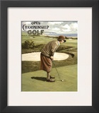 Open Championship Golf I