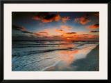 Sunset Over Sanibel Island Florida