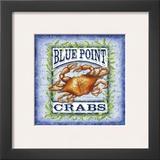 Seafood Sign I
