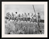 Lunch Atop a Skyscraper  c1932