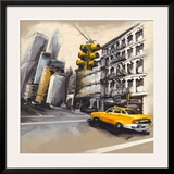 New York  Feu Rouge I