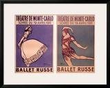 Theatre de Monte Carlo  Ballet Russe