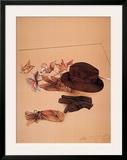 Stilleben mit Hut