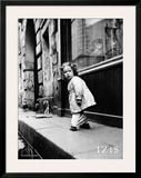 Rue Hautefeuille  Paris  c1951