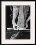 Rock-a-Billy Tattoo Jeans