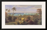 Bahamas Harbour 1882