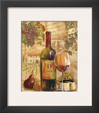 Wine Collage I