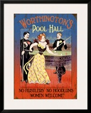 Worthington's Pool Hall