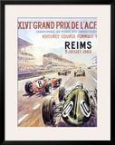 Reims F1 French Grand Prix  c1960