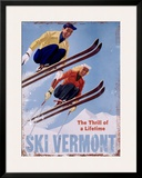 Ski Vermont  The Thrill of a Lifetime