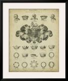 Heraldic Crowns & Coronets I