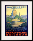 Pennsylvania Railroad  Washington DC