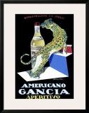 Americano Gancia Apertivo