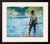 Salmon Fishing  1927