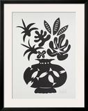 Vase II Noir