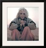 Marilyn Monroe- The Warm Up