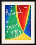 Roland Garros 1989 - De Maria