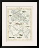 Overland Routes- India & China