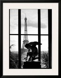Eiffel Tower  c1966