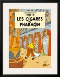 Les Cigares du Pharaon  c1934