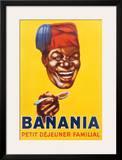 Banania Petit Dejeuner Familial
