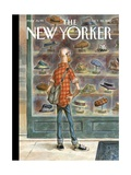 Top Choice - The New Yorker Cover  October 28  2013