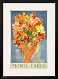 Monte-Carlo  France  c1945