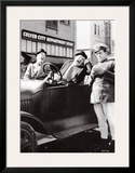 Laurel and Hardy in Leave 'Em Laughing