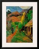 Chemin a Papeete