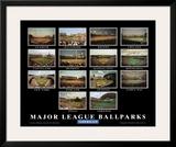 Major League Ballparks: American League