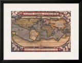 Old World Map II