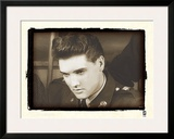 Elvis Quits US Army  1960