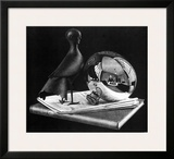 Still Life with Reflecting Sphere