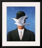 L'Homme au Chapeau Melon  c1964