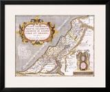 Judea et Israhel  c1586
