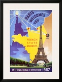 Paris International Expo  1937