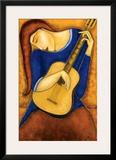 Vera A la Guitare