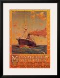 Cie Des Messageries Maritime