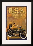 BSA Motor Bicycles