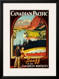 Canadian Pacific  Banff