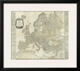 Composite: Europe  c1787