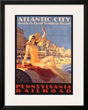 Pennsylvania Railroad  Atlantic City