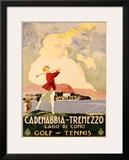 Cadenabbia to Tremezzo  Lago di Como  Golf and Tennis