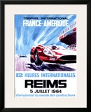 12 Heures Internationale  Reims  1964