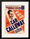 Cab Calloway and His Cotton Club Orchestra at the Cotton Club  New York City  1931